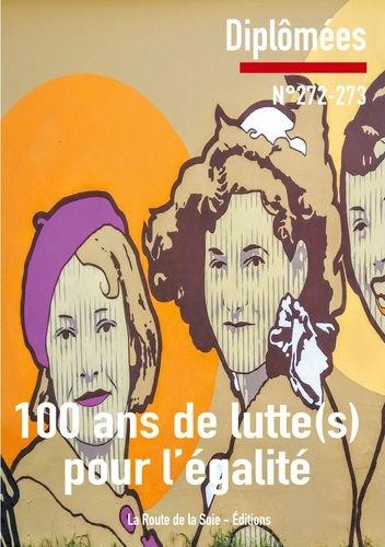 Diplômées, AFFDU, 100 ans, revue, droit, femmes, égalité, luttes