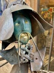 art,jean-louis bonafos,sculpture,perpignan,révolution